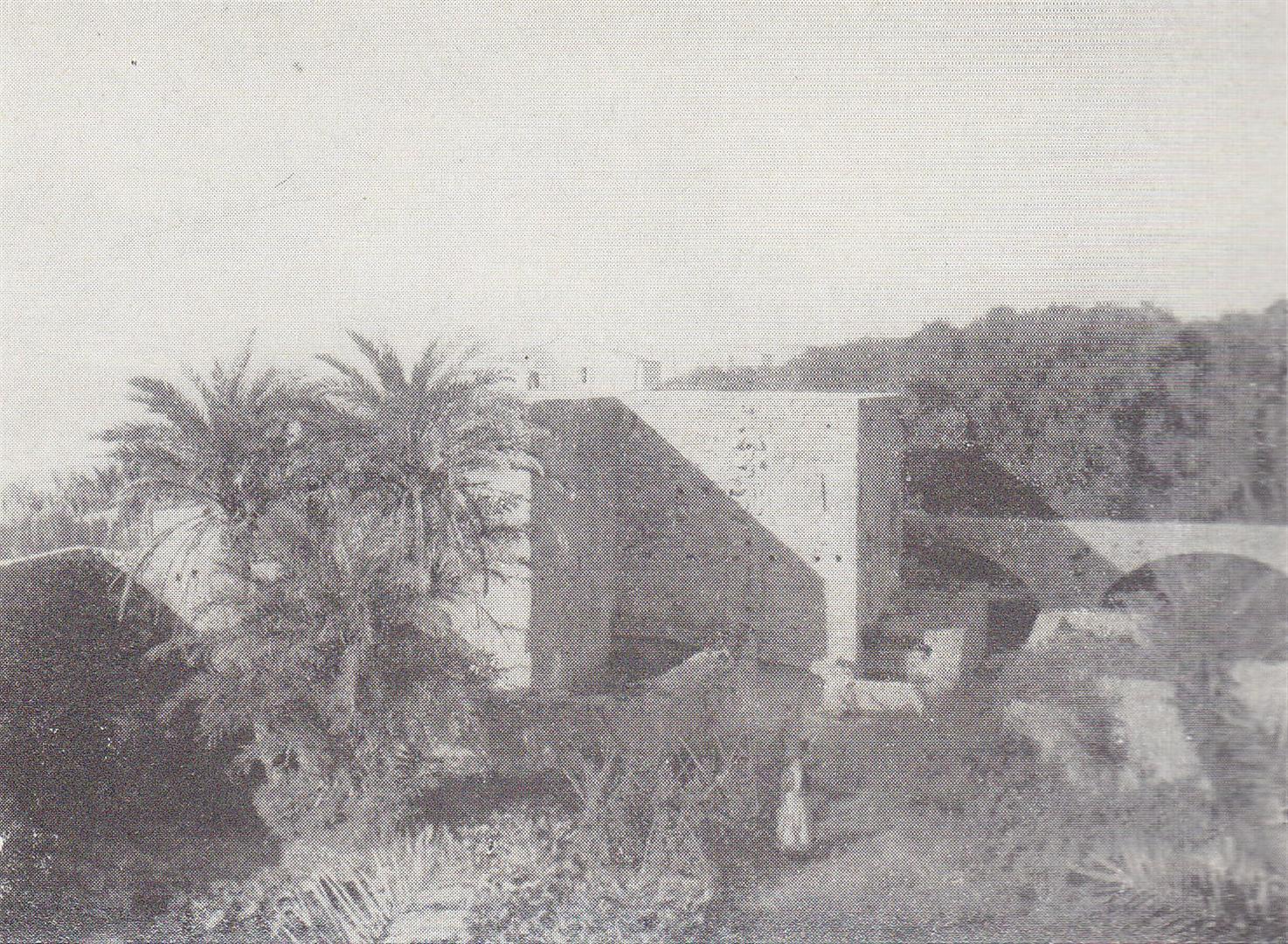 Antico mulino communale e Albergo Parigi coll Bessone