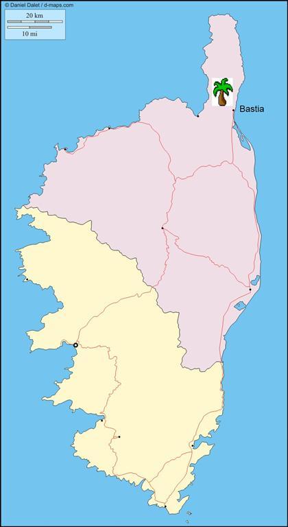 bastia-corsica-map