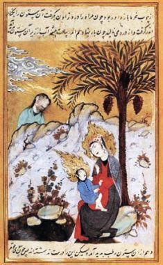 sainte-marie-fuite-en-egypte-miniature-persane-date-et-auteur-inconnus