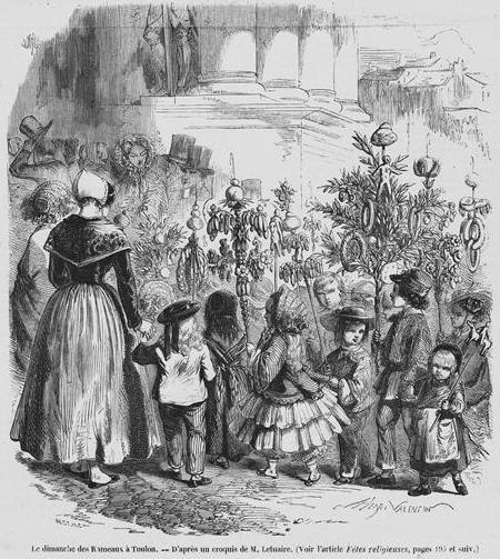 rameaux-france-toulon-letuaire-1853-lillustration
