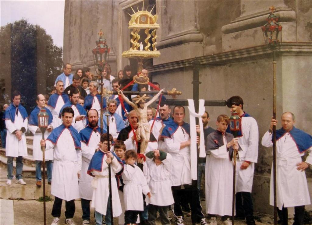 Bastia San Martino di Lota procession